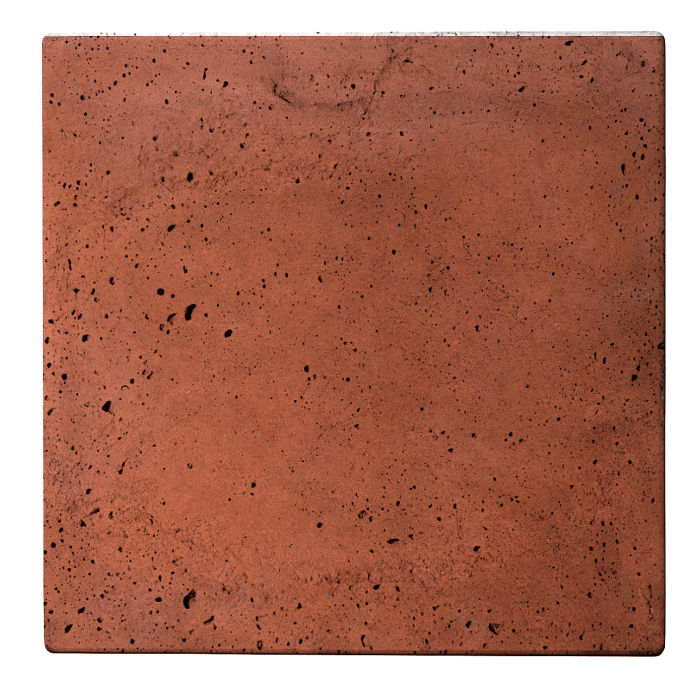 12x12x2 Roman Paver Mission Red Luna