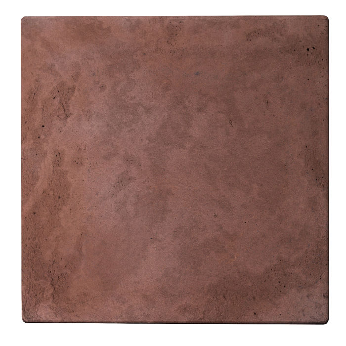 16x16x2 Roman Paver City Hall Red Limestone