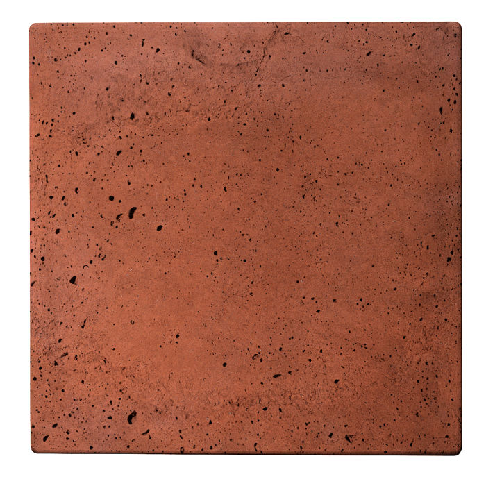 16x16x2 Roman Paver Mission Red Luna