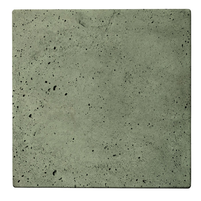 18x18x2 Roman Paver Ocean Green Light Luna