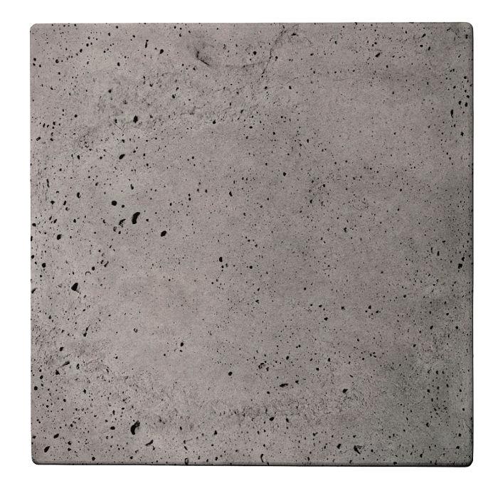 18x18x2 Roman Paver Sidewalk Gray Luna