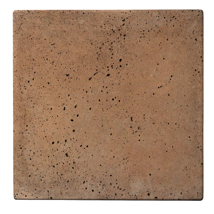 24x24x2 Roman Paver Gold Travertine