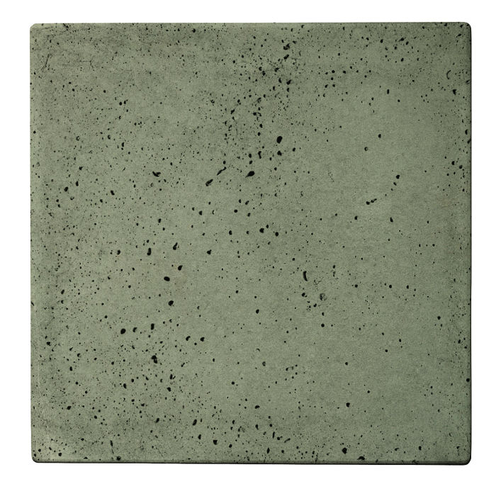 24x24x2 Roman Paver Ocean Green Light Travertine