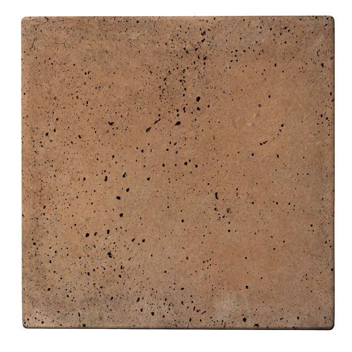 36x36x2 Roman Paver Gold Travertine