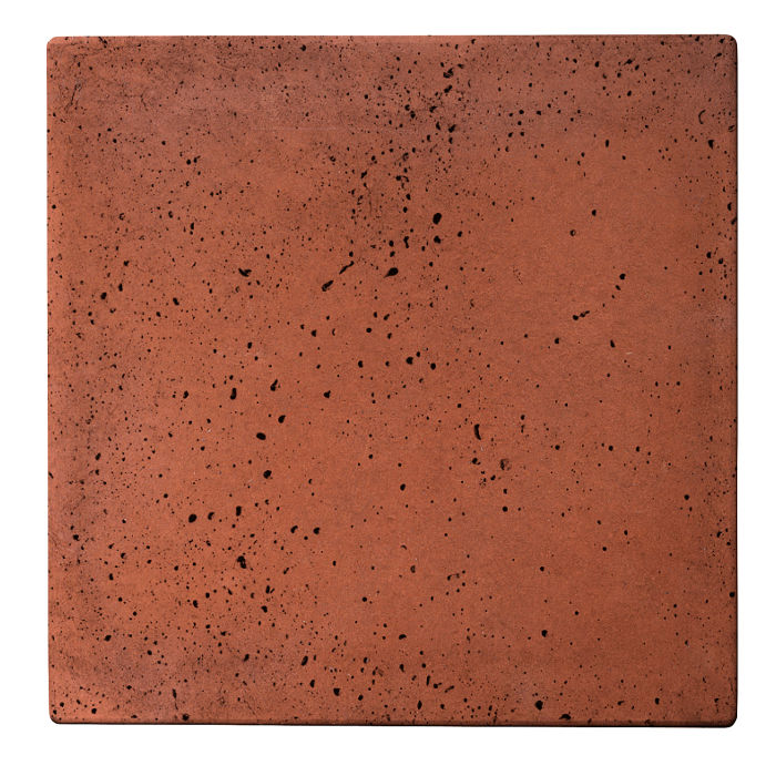 36x36x2 Roman Paver Mission Red Travertine