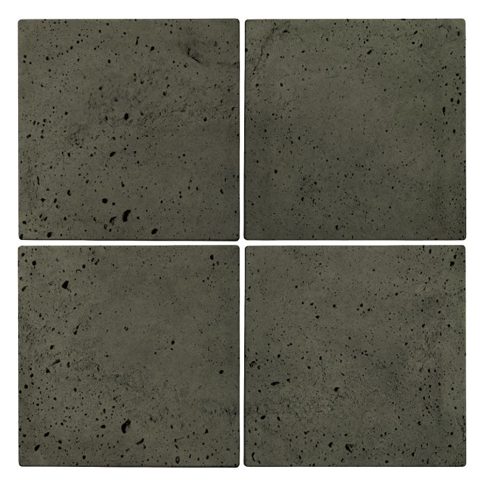 6x6x2 Roman Paver Ocean Green Dark Luna