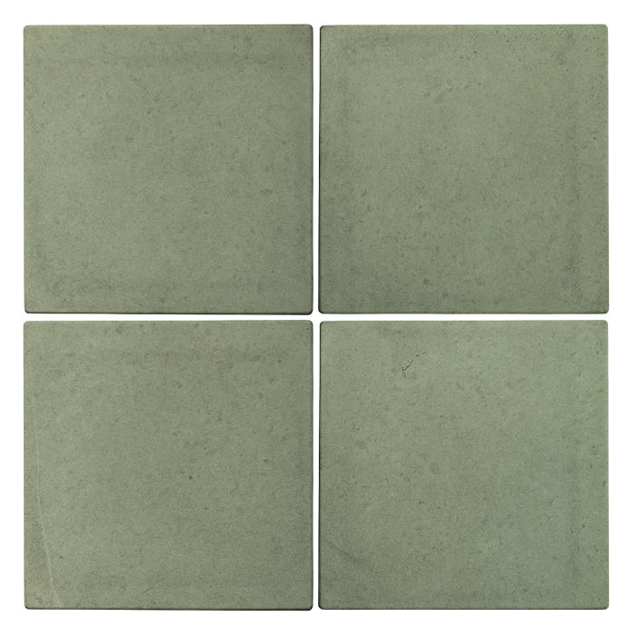 6x6x2 Roman Paver Ocean Green Light