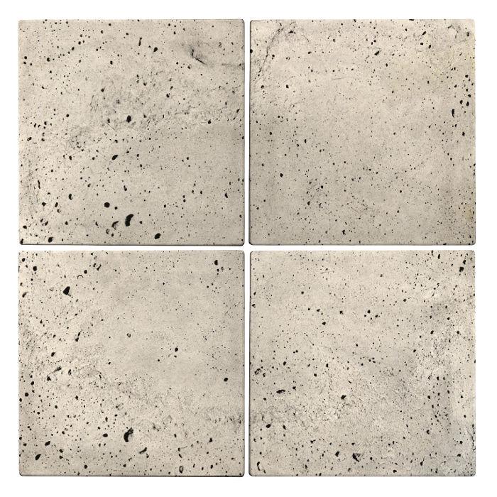 6x6x2 Roman Paver Rice Luna