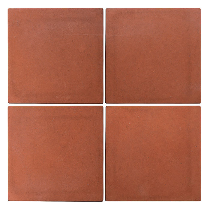 8x8x2 Roman Paver Mission Red