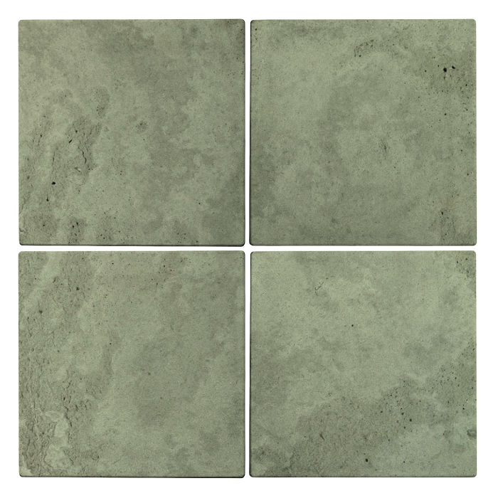 8x8x2 Roman Paver Ocean Green Light Limestone