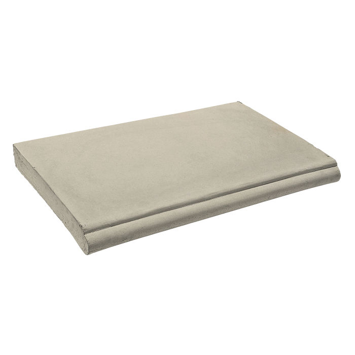 16x24 Roman Coping STYLE 1 Early Gray