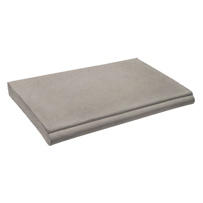 16x24 Roman Coping STYLE 1 Natural Gray