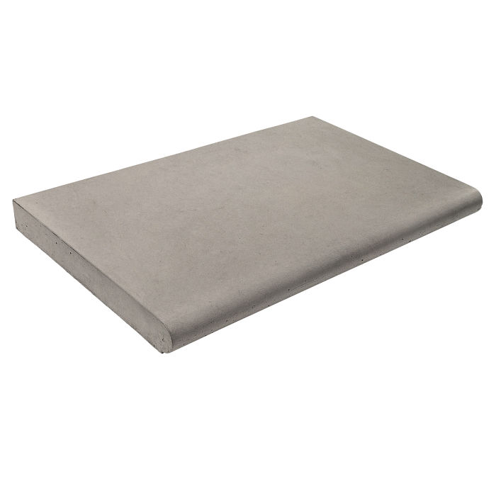 16x24 Roman Coping STYLE 2 Natural Gray