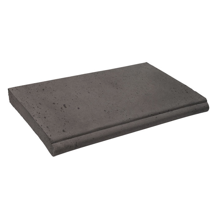 18x24 STYLE 1 Pool Coping Charcoal Luna