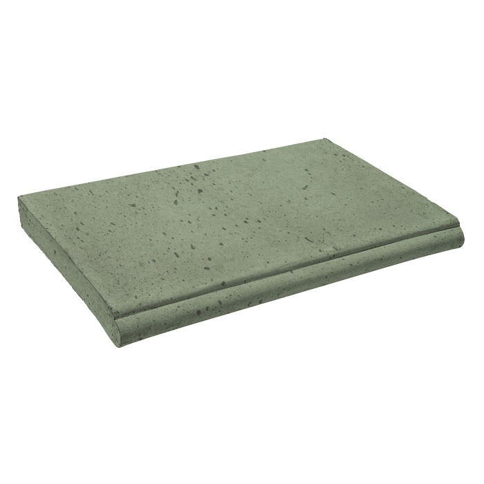 18x24 STYLE 1 Pool Coping Ocean Green Light Travertine