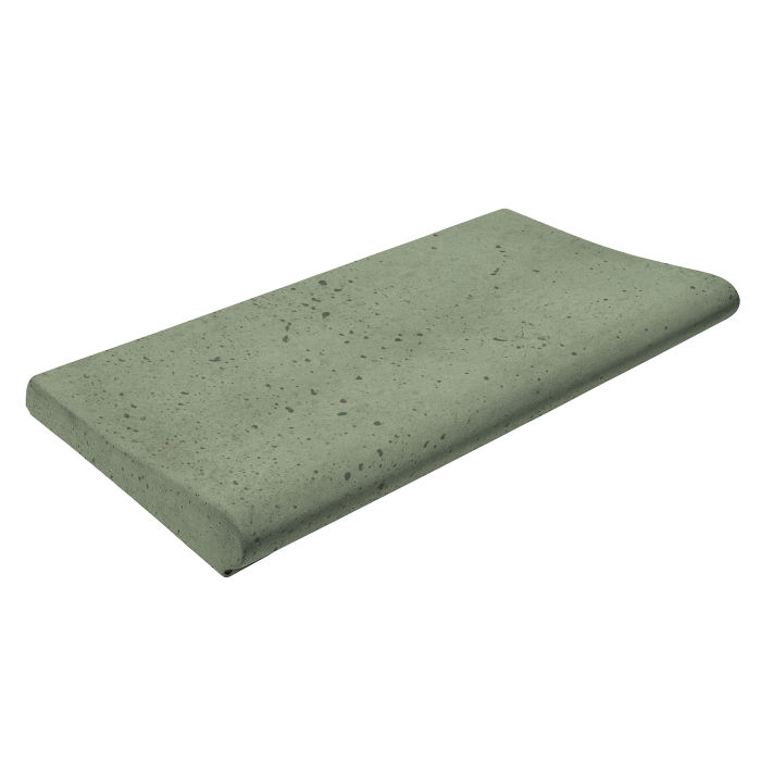Medium Line Ocean Green Light Travertine