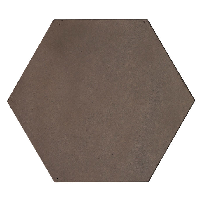 8x8 Roman Tile Hexagon Charley Brown