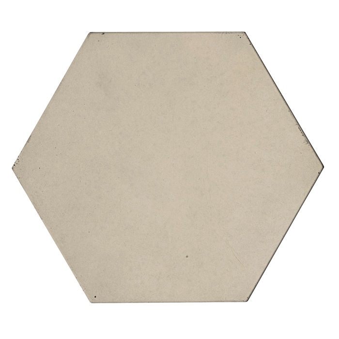 8x8 Roman Tile Hexagon Early Gray