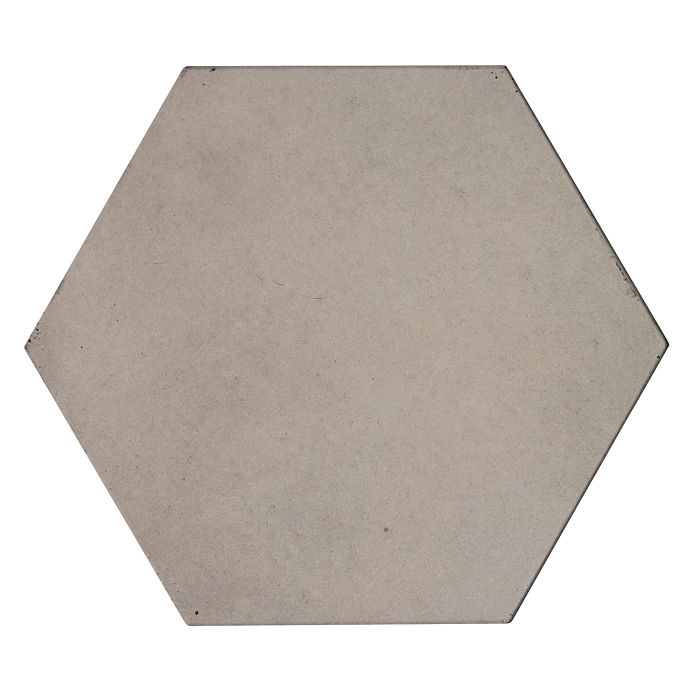 8x8 Roman Tile HexagonNatural Gray