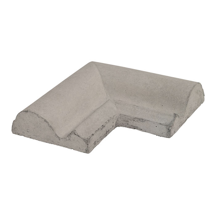 Roman Tile PC-1 Corner Natural Gray