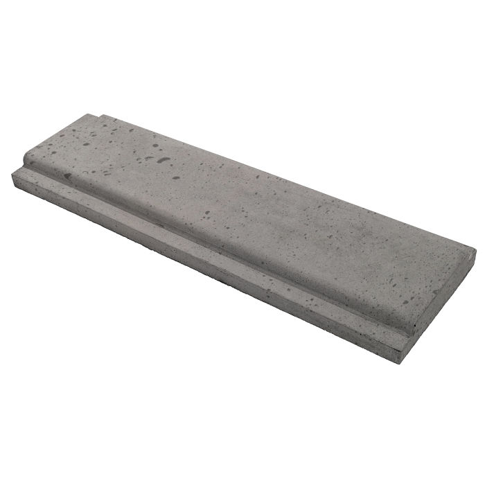 7.5x24 Roman PC-4 Sidewalk Gray Luna
