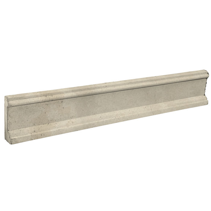 6x36 Roman PC-5 Early Gray Limestone