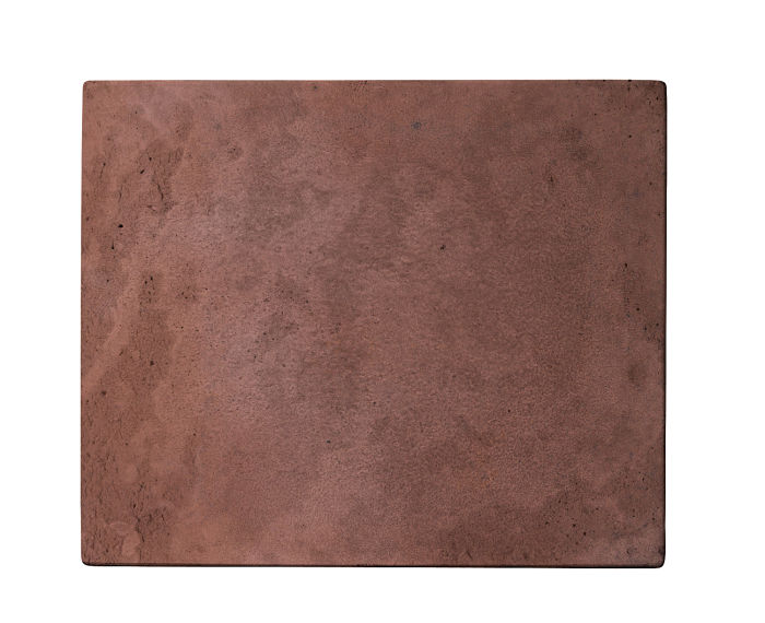 10x12 Roman Tile City Hall Red Limestone