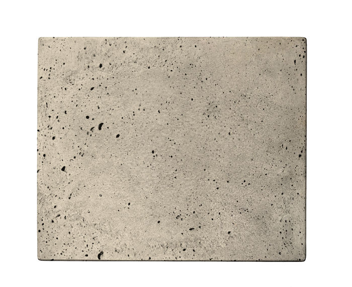 10x12 Roman Tile Early Gray Luna