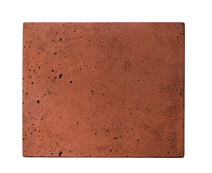 10x12 Roman Tile Mission Red Luna