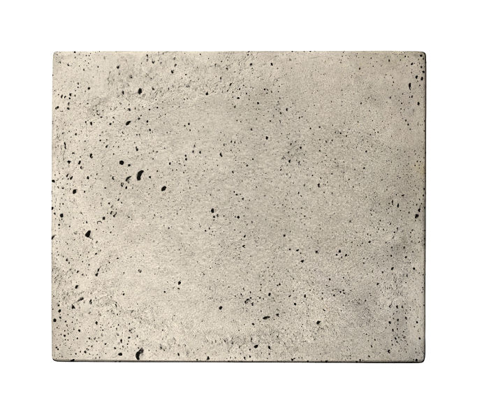 10x12 Roman Tile Rice Luna