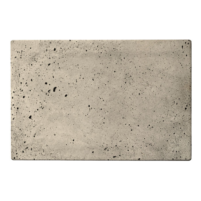 12x18 Roman Tile Early Gray Luna