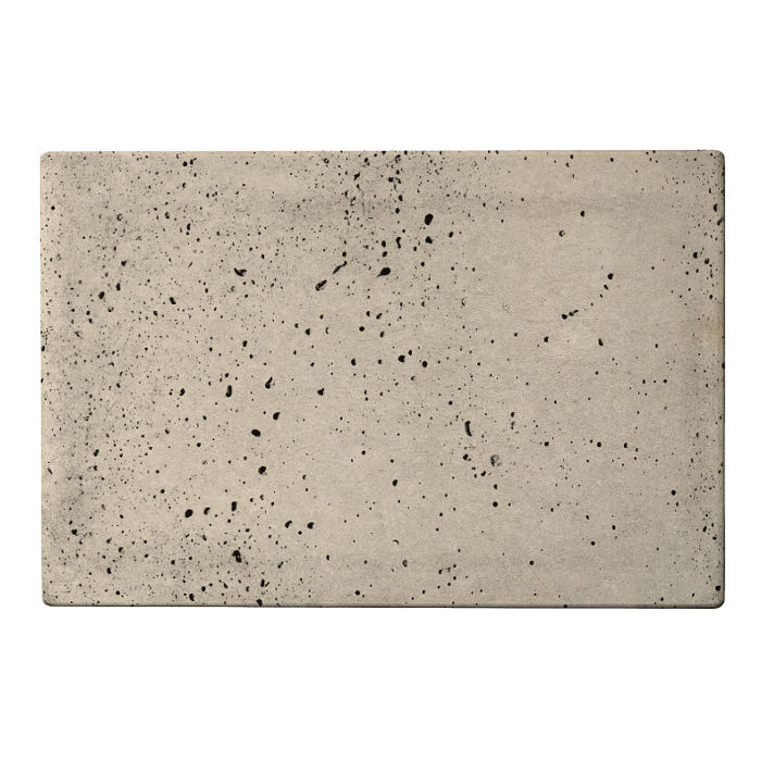 12x18 Roman Tile Early Gray Travertine