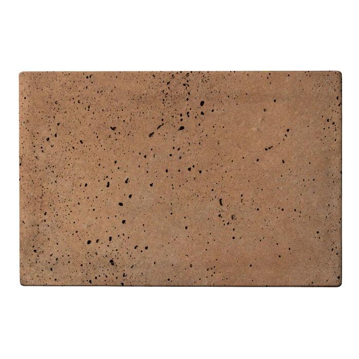 12x18 Roman Tile Gold Travertine