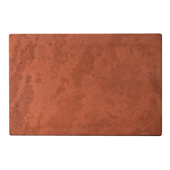 12x18 Roman Tile Mission Red Limestone