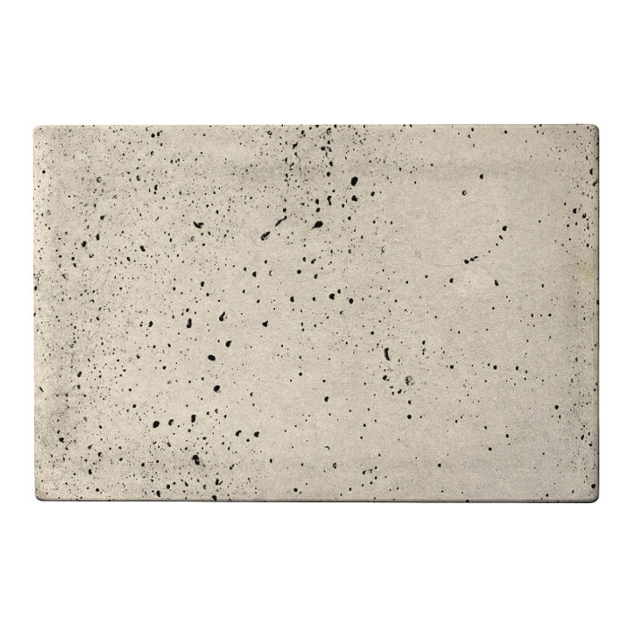 12x18 Roman Tile Rice Travertine