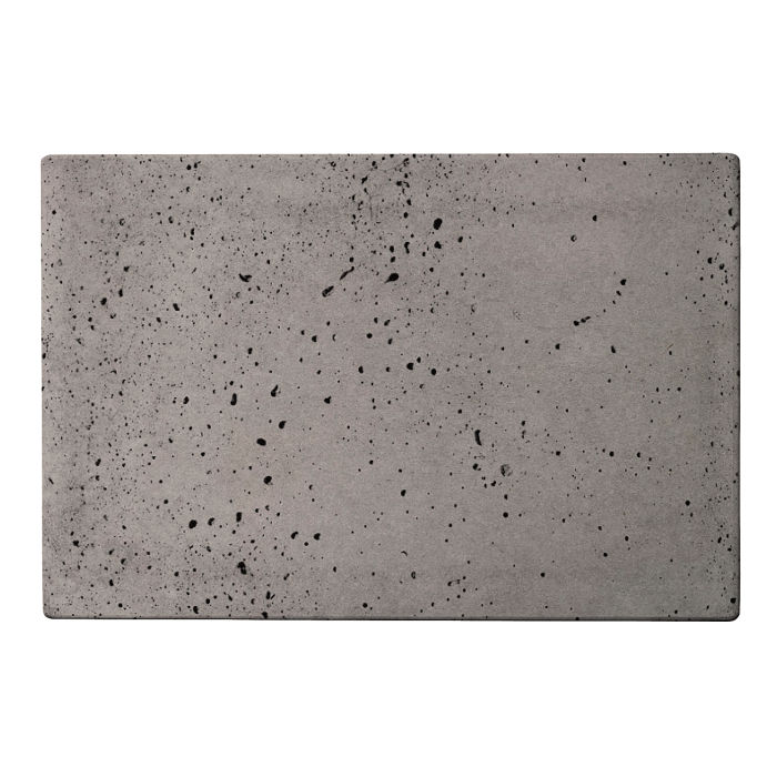12x18 Roman Tile Sidewalk Gray Travertine