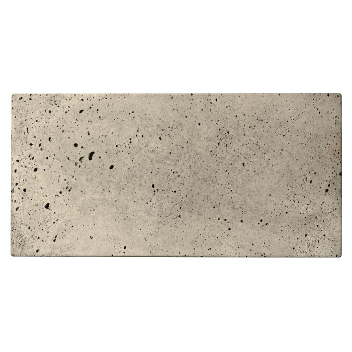 12x24 Roman Tile Early Gray Luna