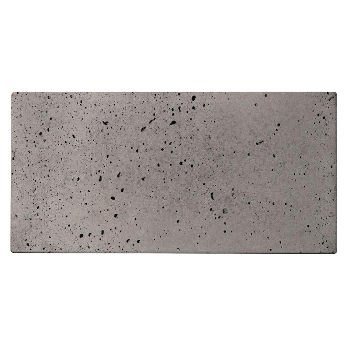 12x24 Roman Tile Sidewalk Gray Travertine