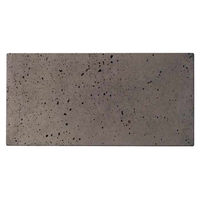 12x24 Roman Tile Smoke Travertine