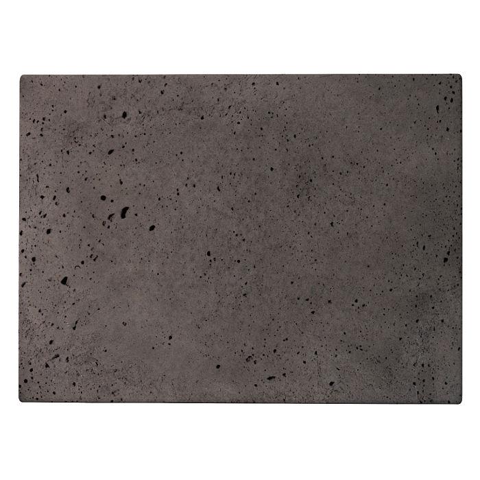 16x24 Roman Tile Charcoal Luna
