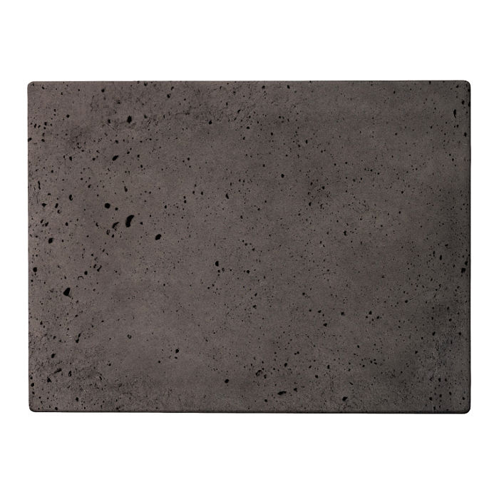 18x24 Roman Tile Charcoal Luna