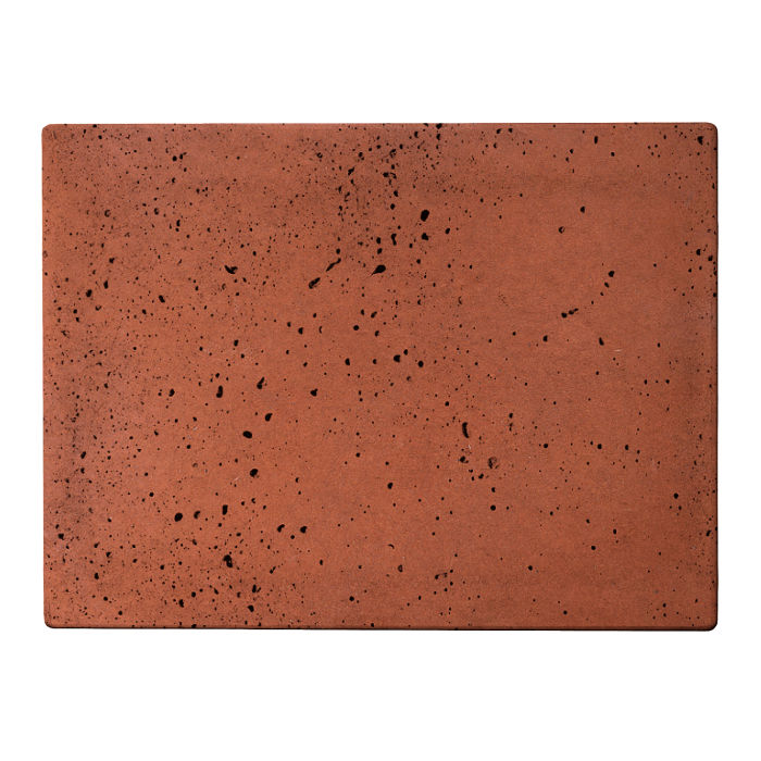 18x24 Roman Tile Mission Red Travertine