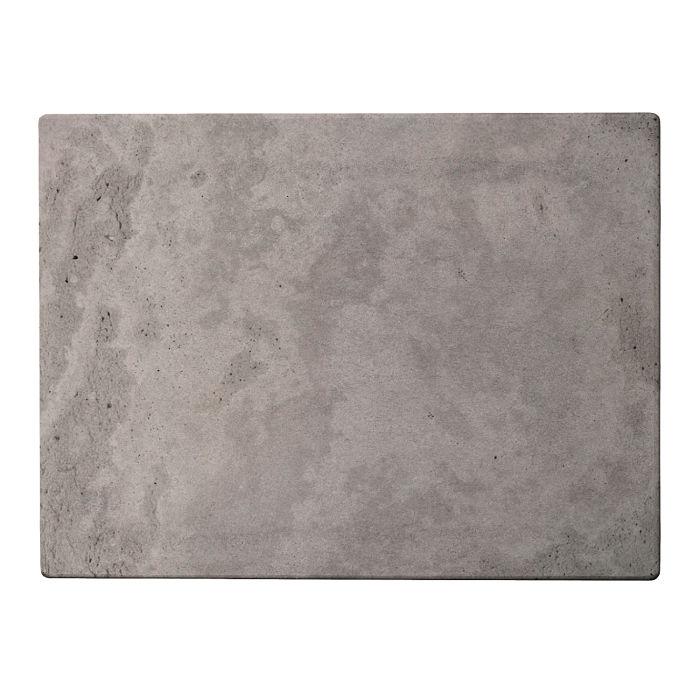 18x24 Roman Tile Sidewalk Gray Limestone