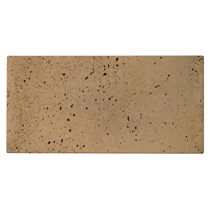 6x12 Roman Tile Caqui Travertine