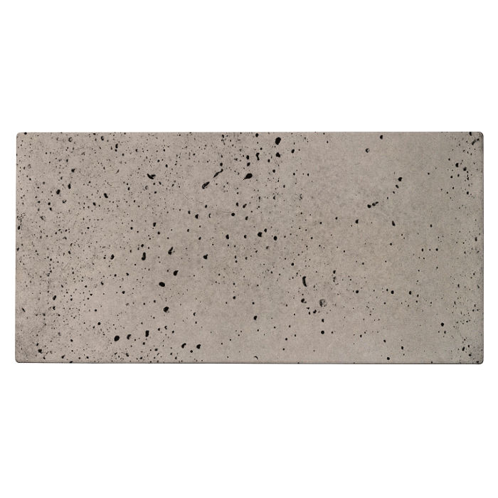 6x12 Roman TileNatural Gray Travertine