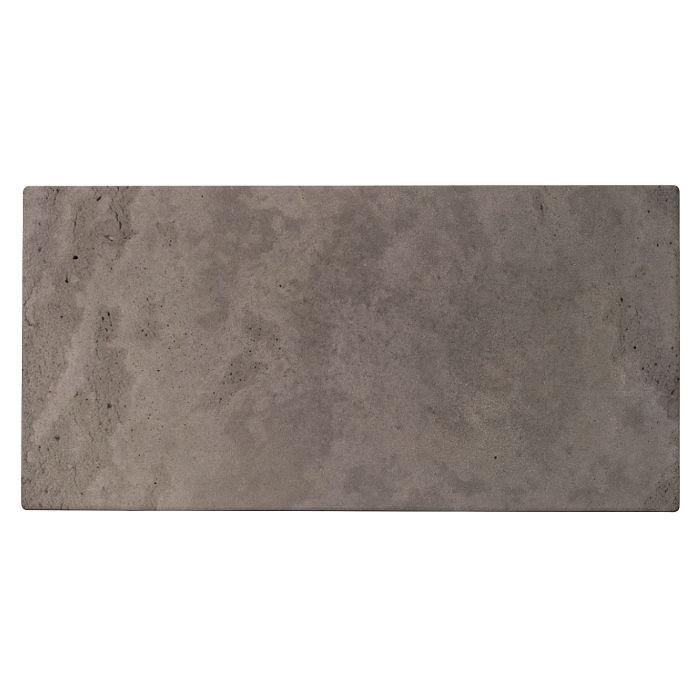 6x12 Roman Tile Smoke Limestone