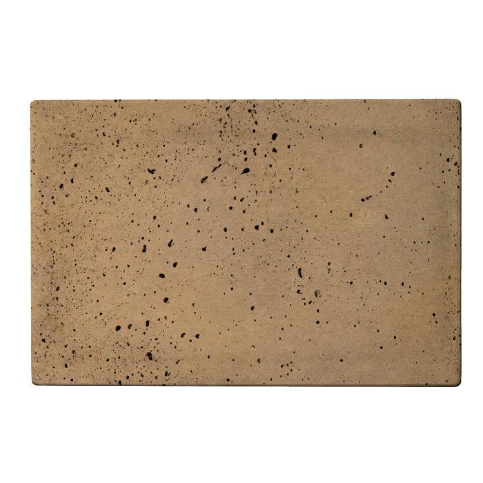 8x12 Roman Tile Caqui Travertine
