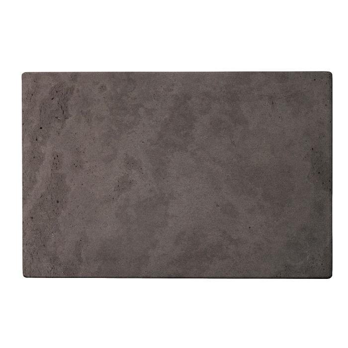 8x12 Roman Tile Charcoal Limestone