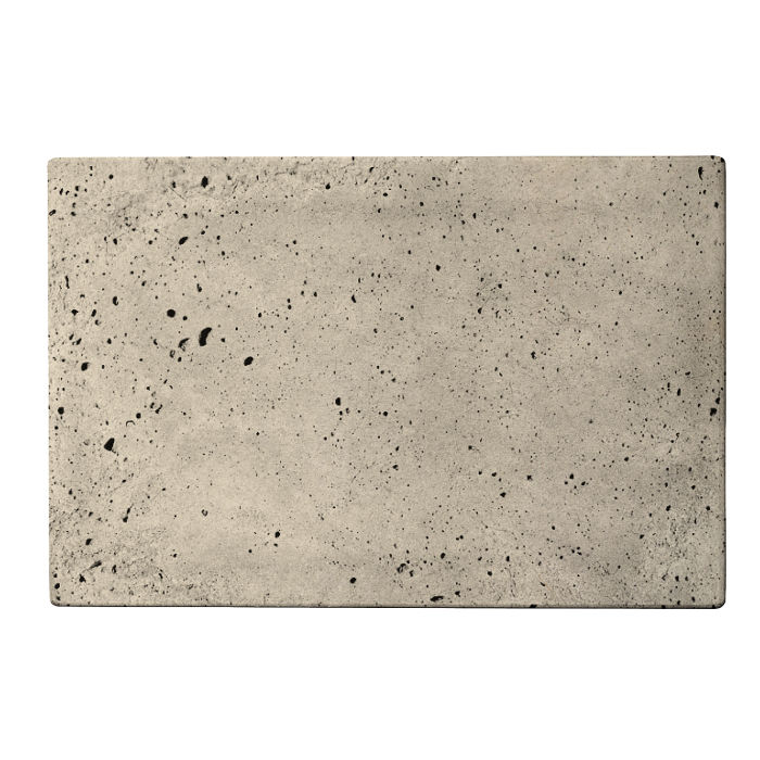 8x12 Roman Tile Early Gray Luna