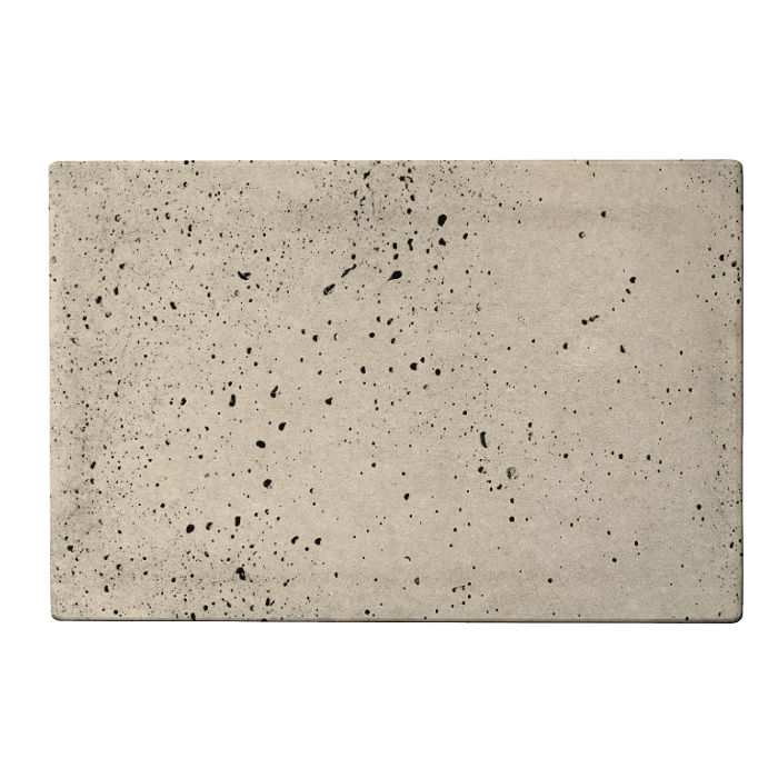 8x12 Roman Tile Early Gray Travertine